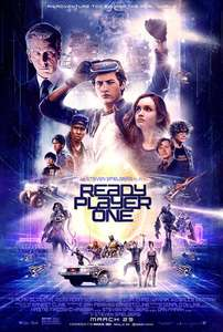 iTunes: Ready Player One + iTunes Extras [4K]