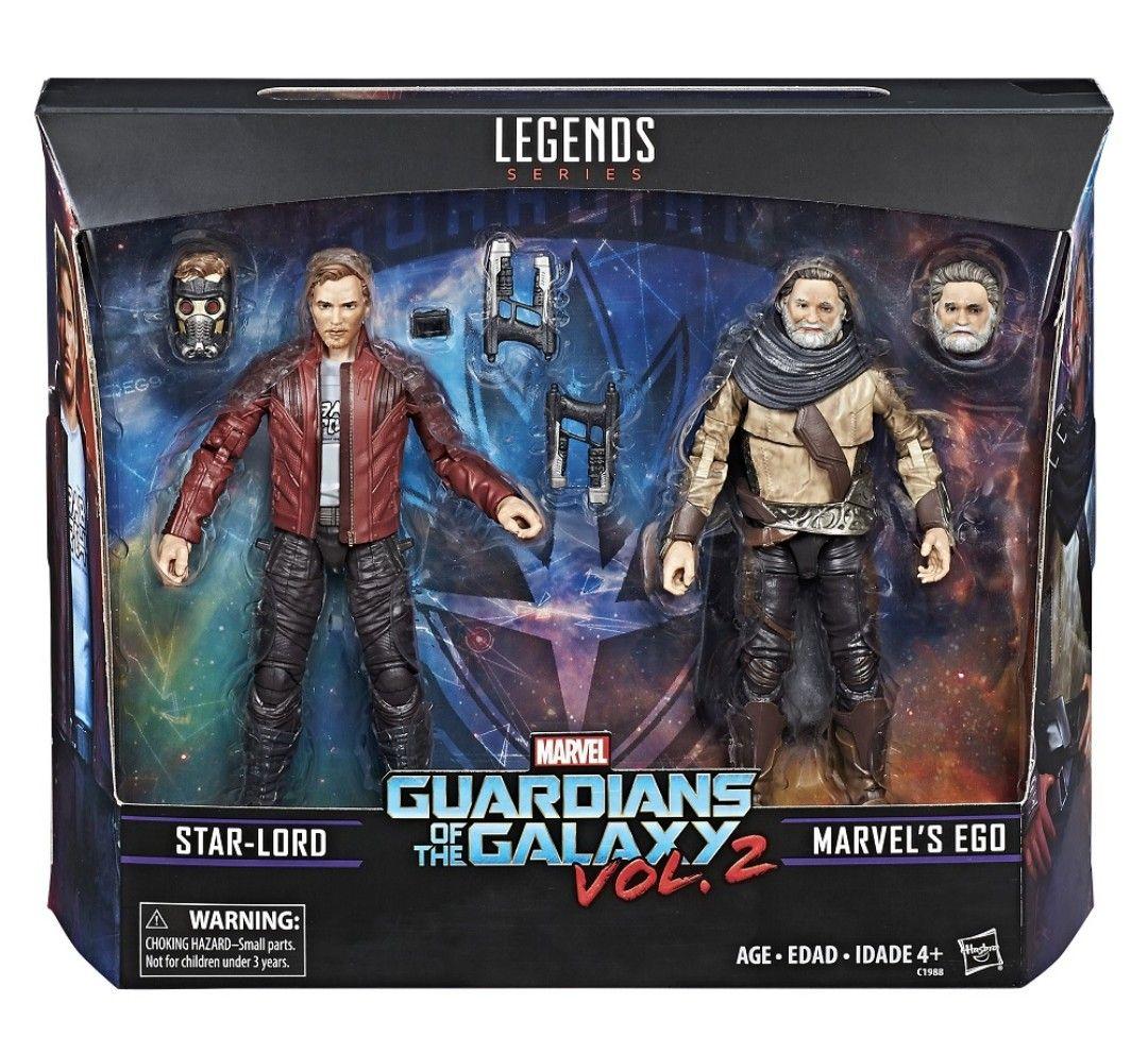 Juguetron: Marvel Legends 2PK Guardianes de la Galaxia Vol. 2
