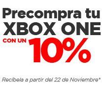 Sanborns: Xbox One $7,649