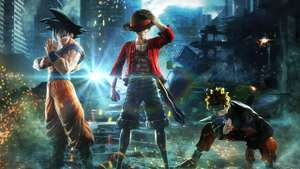 PS4 y Xbox One: Beta Cerrada Jump Force