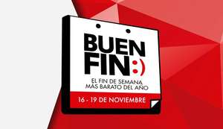 El Buen Fin 2018 será del 16 al 19 de noviembre