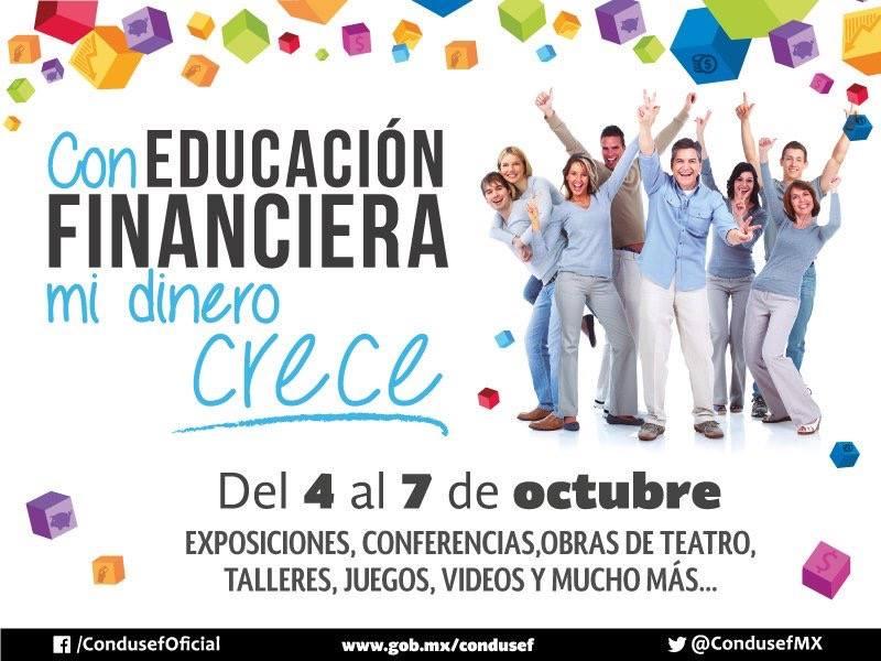 CDMX: EDUCACIÓN FINANCIERA GRATIS