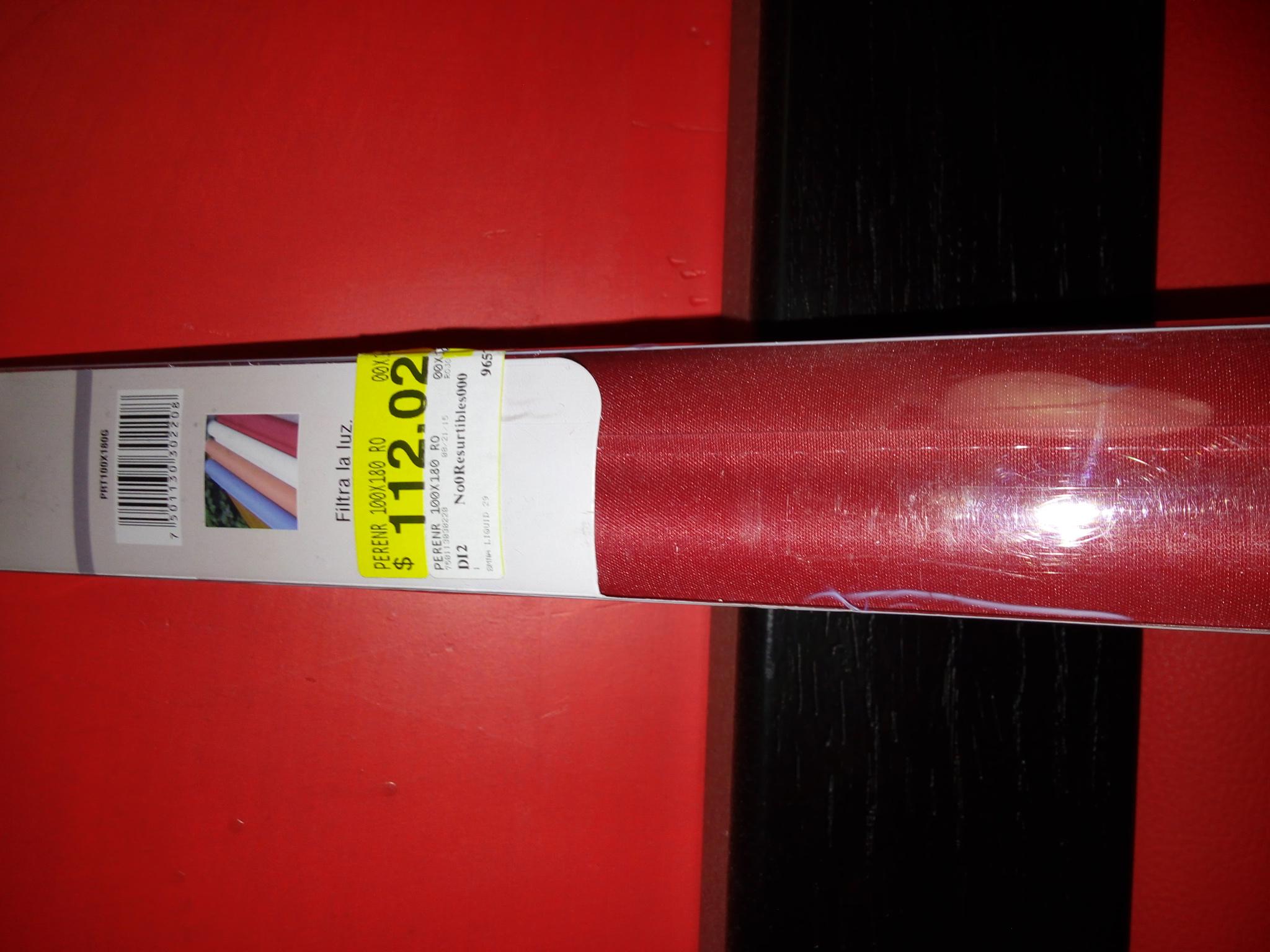 Bodega Aurrera: persinas de 1x1.80 metros a $112.02 y más