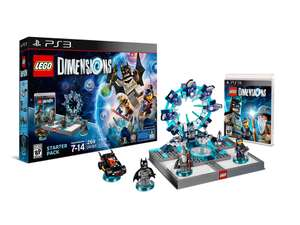 Liverpool: Lego Dimensions Starter Pack PS3 $1,529