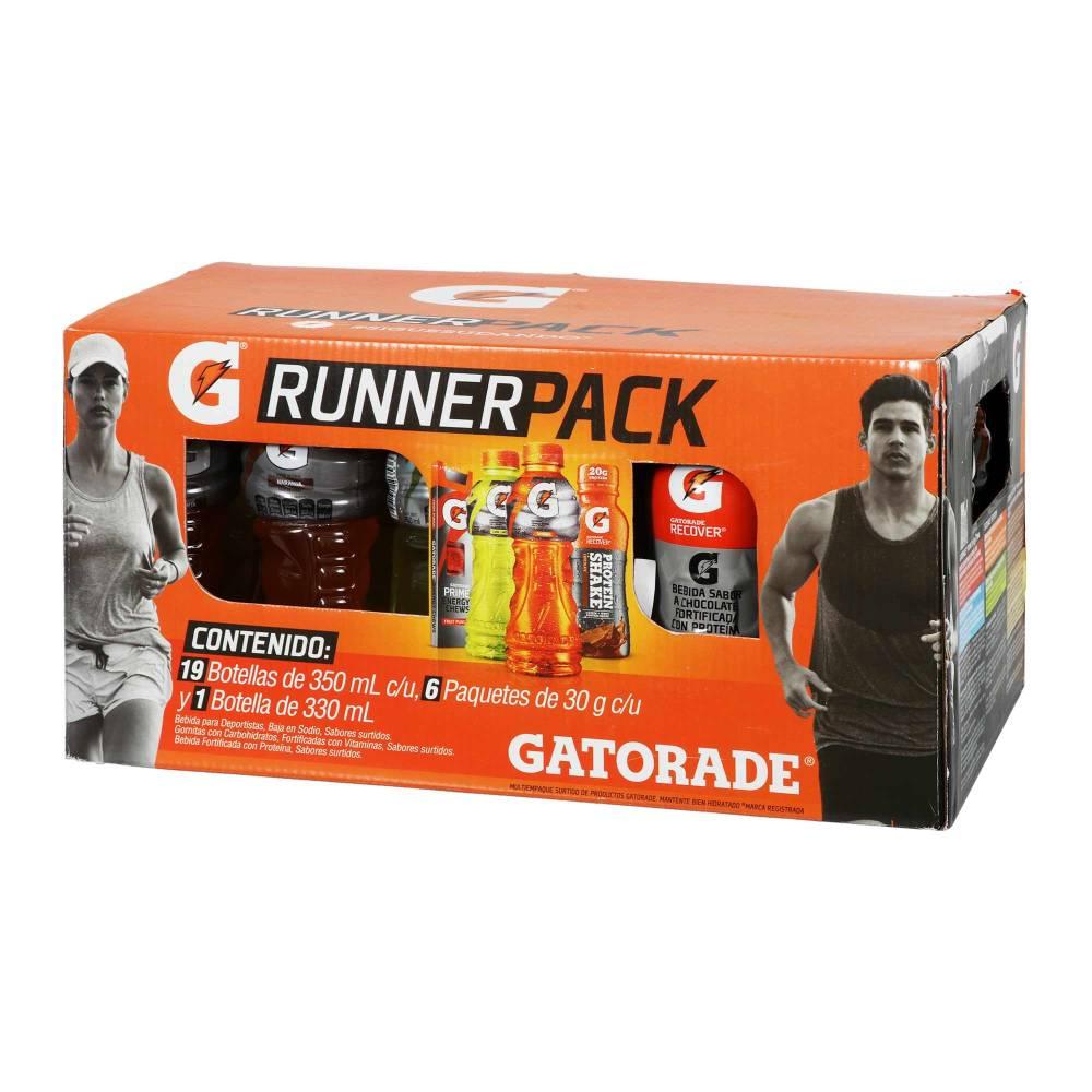 Sam's Club: Gatorade Runners Pack 50% Descuento