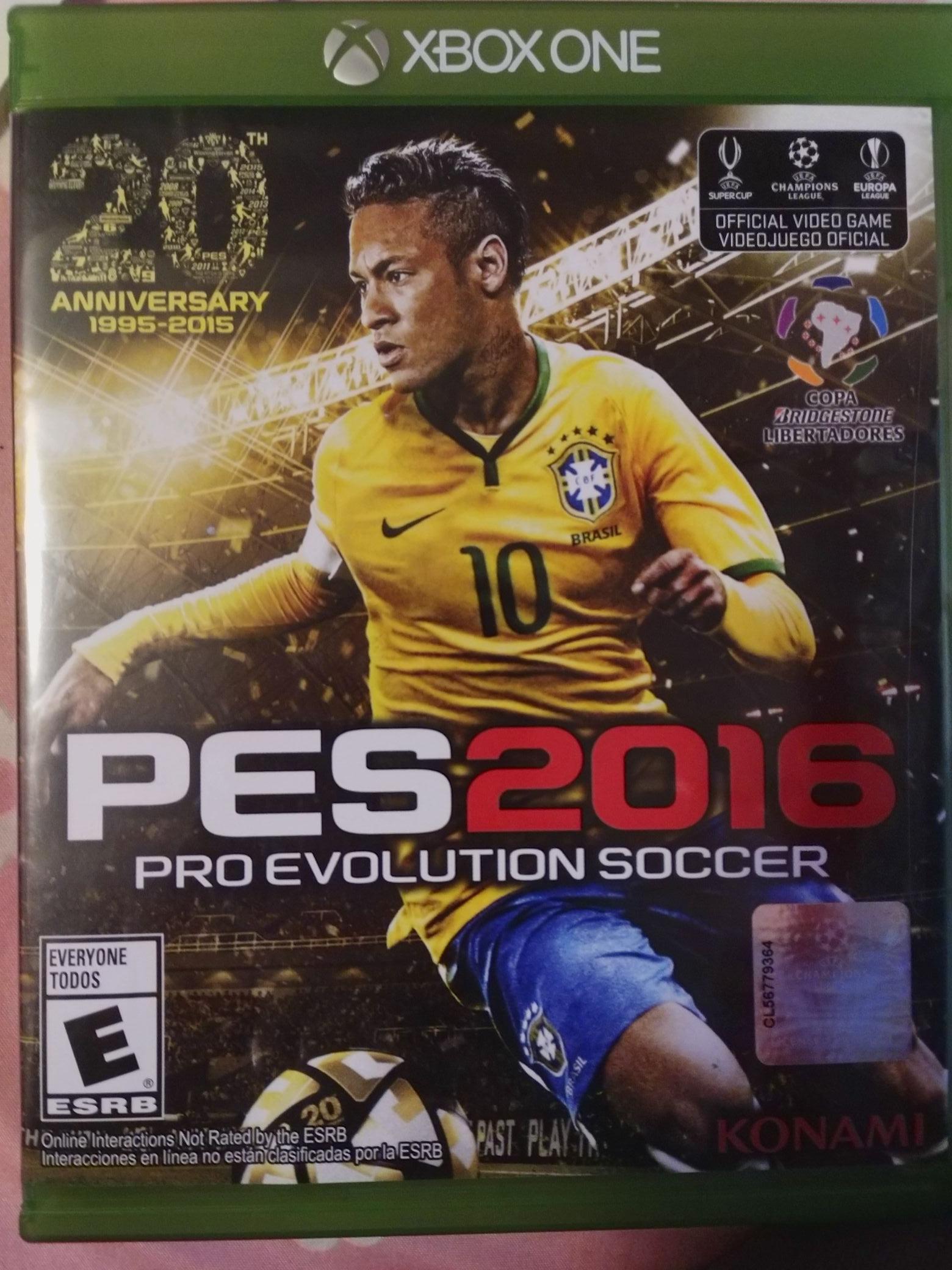 RadioShack: PES 2016 Xbox One