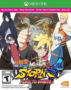 Mixup: Naruto Shippuden: Ultimate Ninja Storm 4 Road to Boruto (Xbox One y PS4)