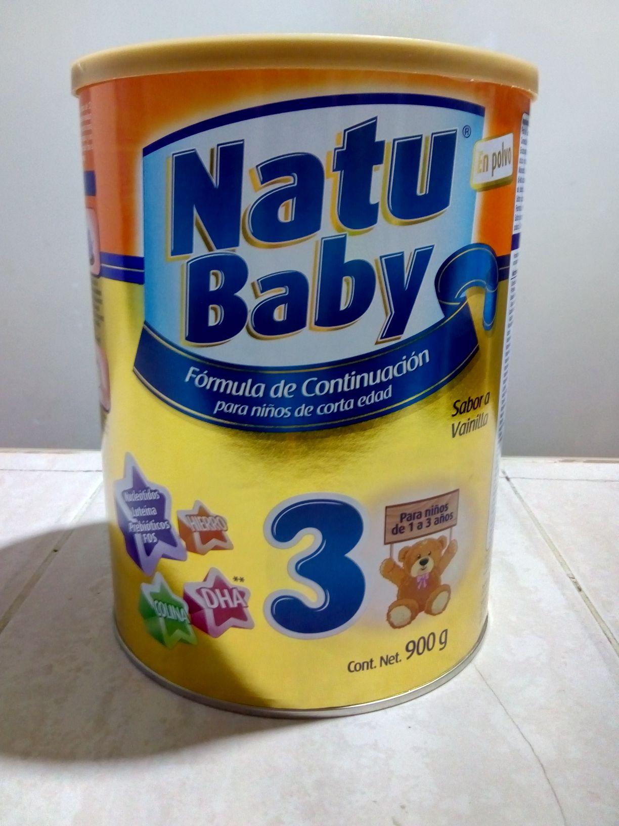 Farmacia Guadalajara: Natu Baby etapa 3