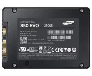 Amazon, disco SSD 250GB EVO850 $1,546