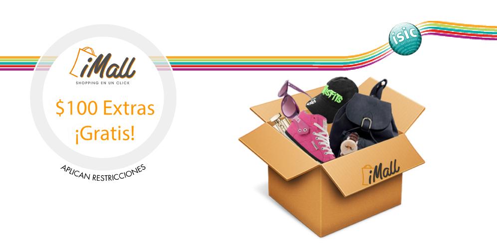 Imaill: cupón de $100 en tu primer registro
