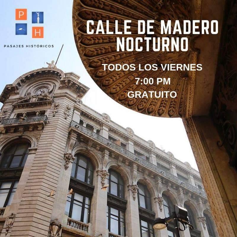 CALLE MADERO CDMX: TOUR GRATIS