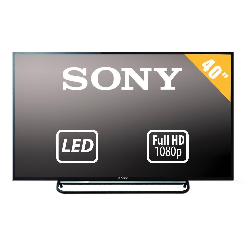 "Walmart: TV Sony Bravia 40"" KDL-40R480B a $5,999"