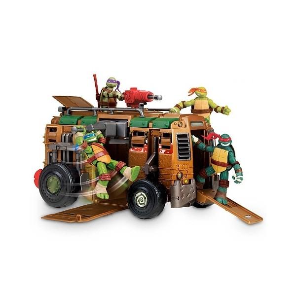 SANBORNS tienda en línea: TMNT Camión Acorazado con Figura $287