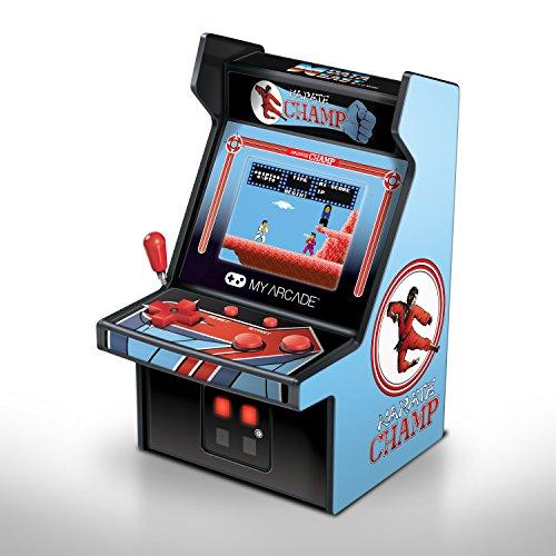 Amazon: My Arcade Karate Champ Micro Arcade Machine - Standard Edition