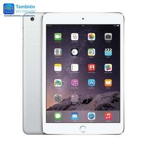 Walmart: iPad Mini 2 WiFi 16 GB Silver a $3,499