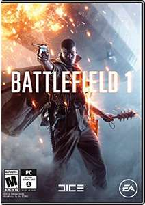 Origin: Battlefield 1 standard edition a solo US$ 4.99 y El revolution edition a US$ 9.99 solo para Windows