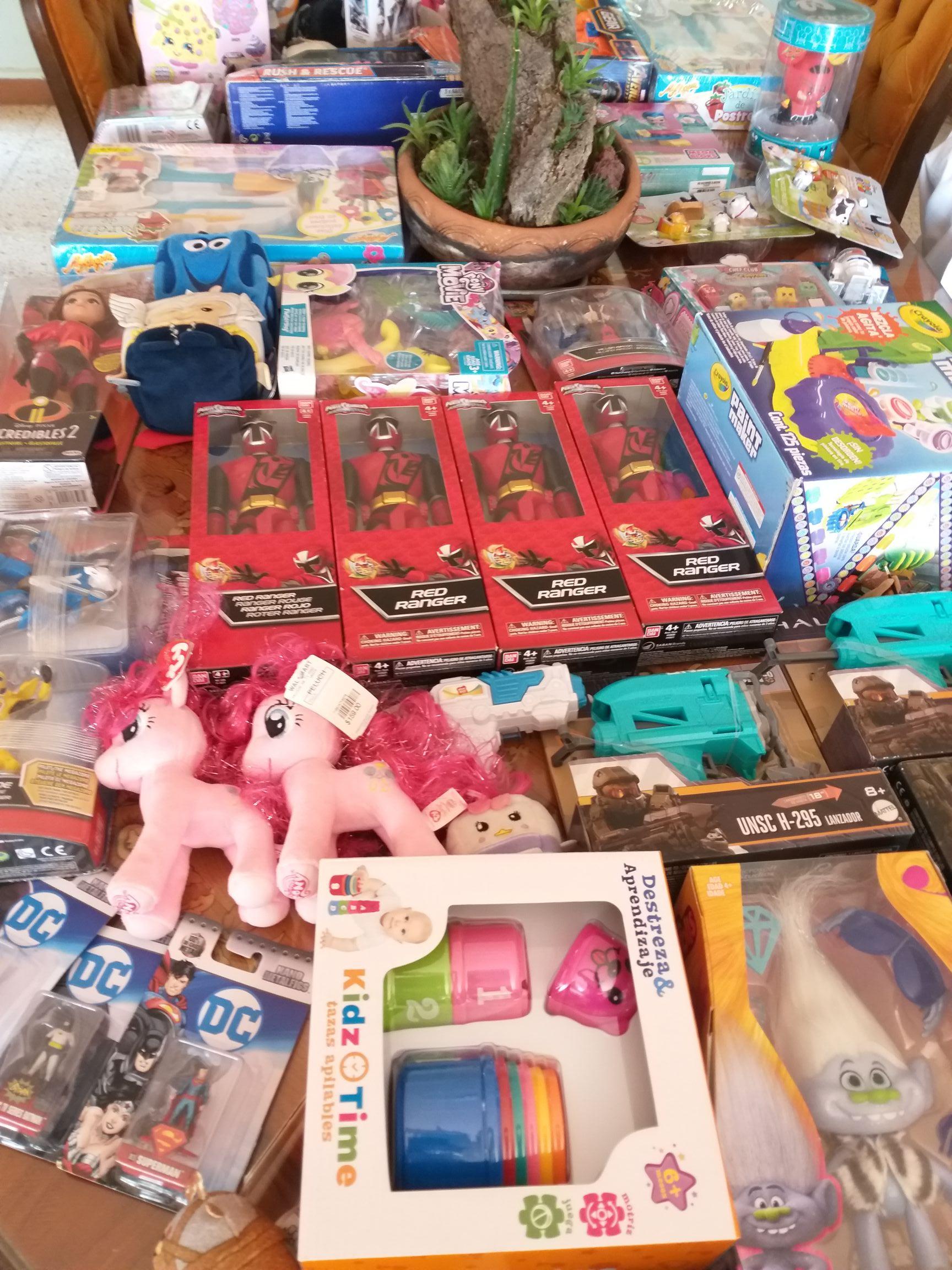 Bodega Aurrera y Walmart: Varios juguetes en liquidación