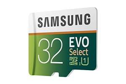 Amazon: Memoria Micro SD Samsung EVO de 32GB