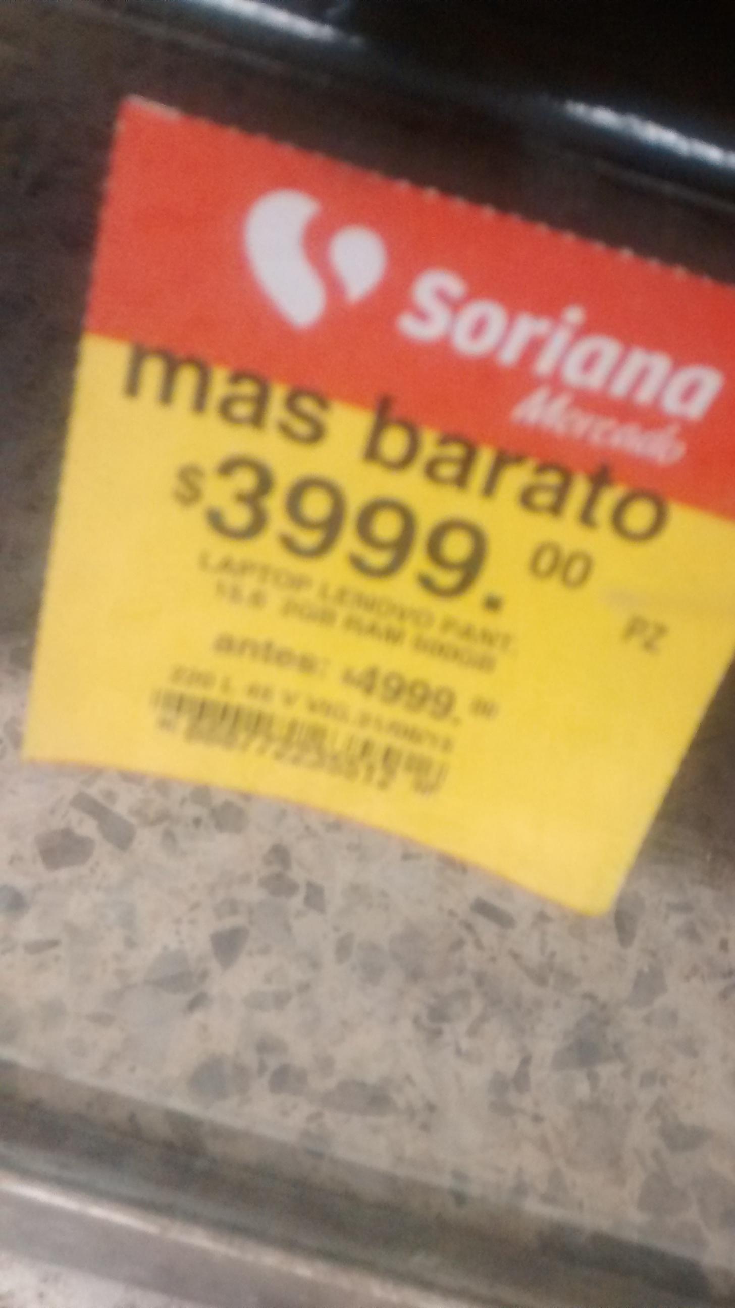 Soriana  lenovo G50 Veracruz,ver laptops 15.6 USB 3.0 hdmi  y otras coppel