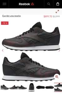 Reebok: TENIS CLASSIC LEATHER AF