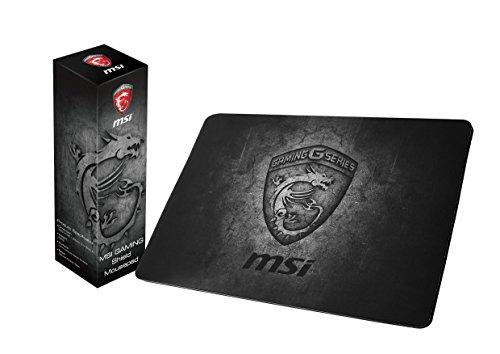Amazon: MSI Gaming Shield Mousepad Negro