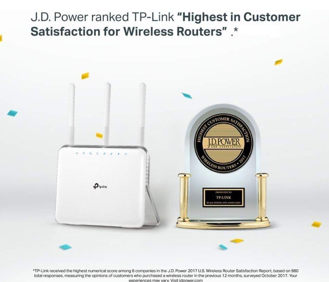 Amazon: TP-LINK Archer C9 Router Gigabit de Banda Dual Inalámbrico AC1900