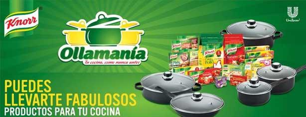 Regresa la ollamania knorr: batería de cocina gratis comprando $200