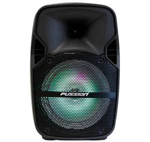 "Fussion : Bafle 8"" amplificado fussion acustic envio gratis 1300+"