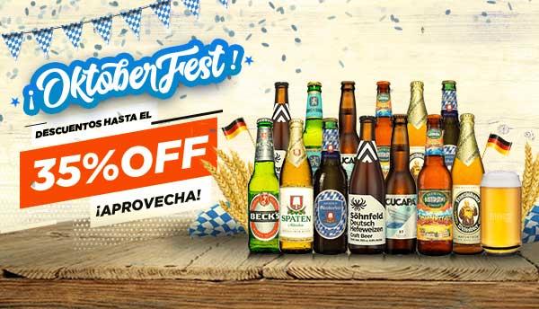 Beerhouse: LOS ÚLTIMOS DÍAS de Oketoberfest 35% off