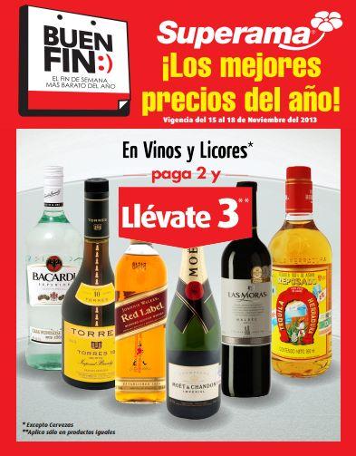 Folleto de ofertas del Buen Fin 2013 en Superama