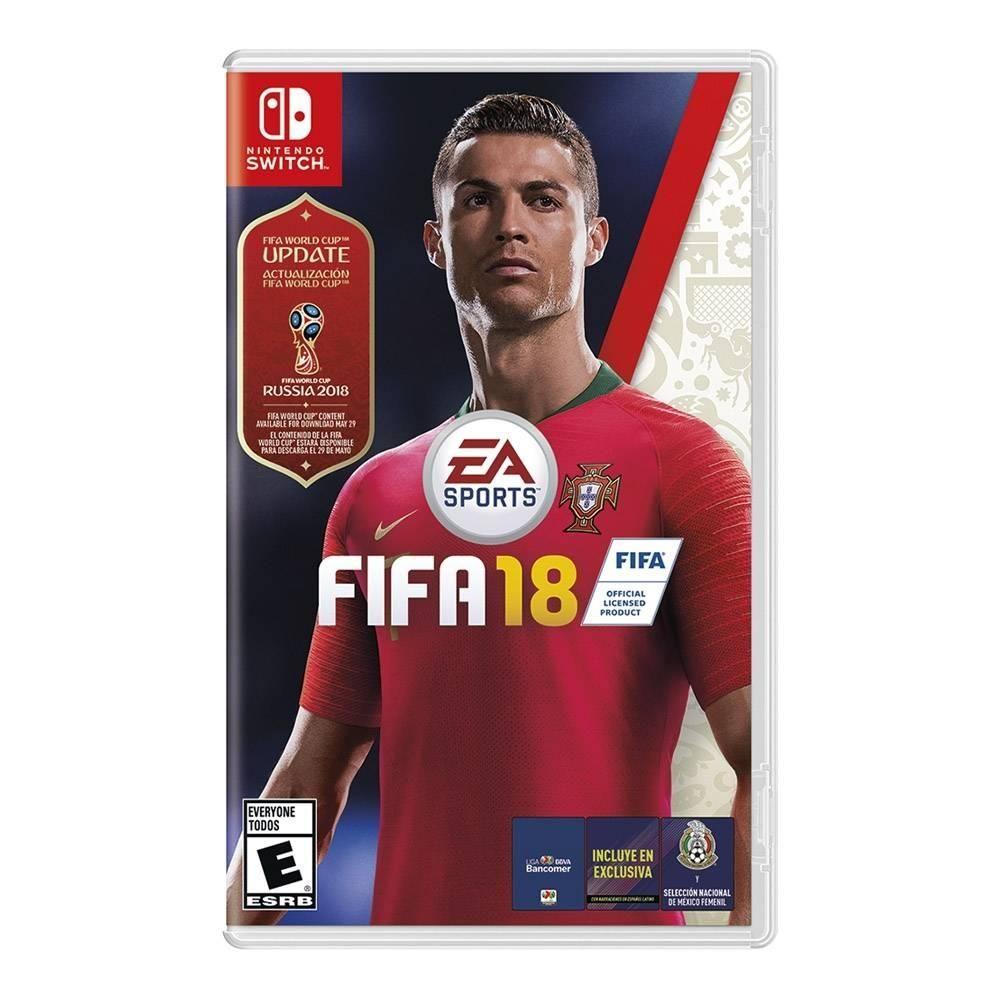 Walmart: FIFA 18 Nintendo Switch