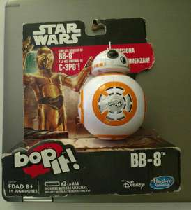 Bodega Aurrerá Coloso: Bop It BB8 (bebocho) Star Wars $49.01