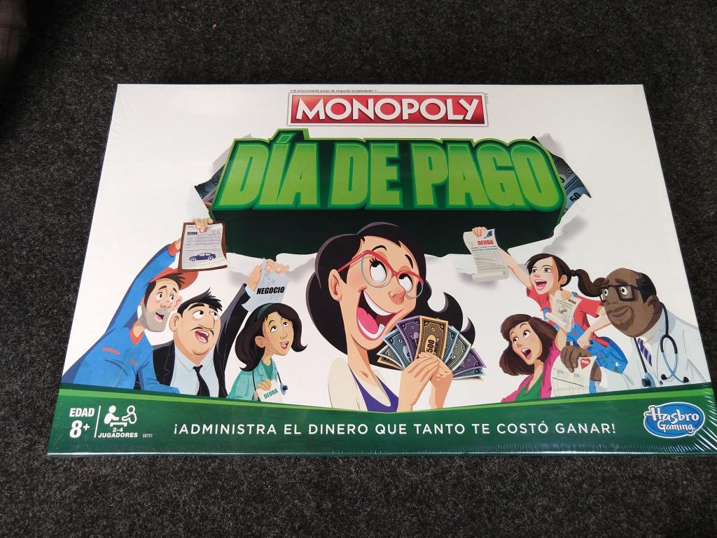 Walmart Culiacán: Monopoly Día de Pago y más cosas