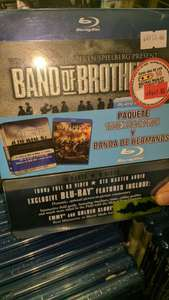 MixUp Loreto: Paquete Estuche Metálico HBO Band of the brothers y the Pacific