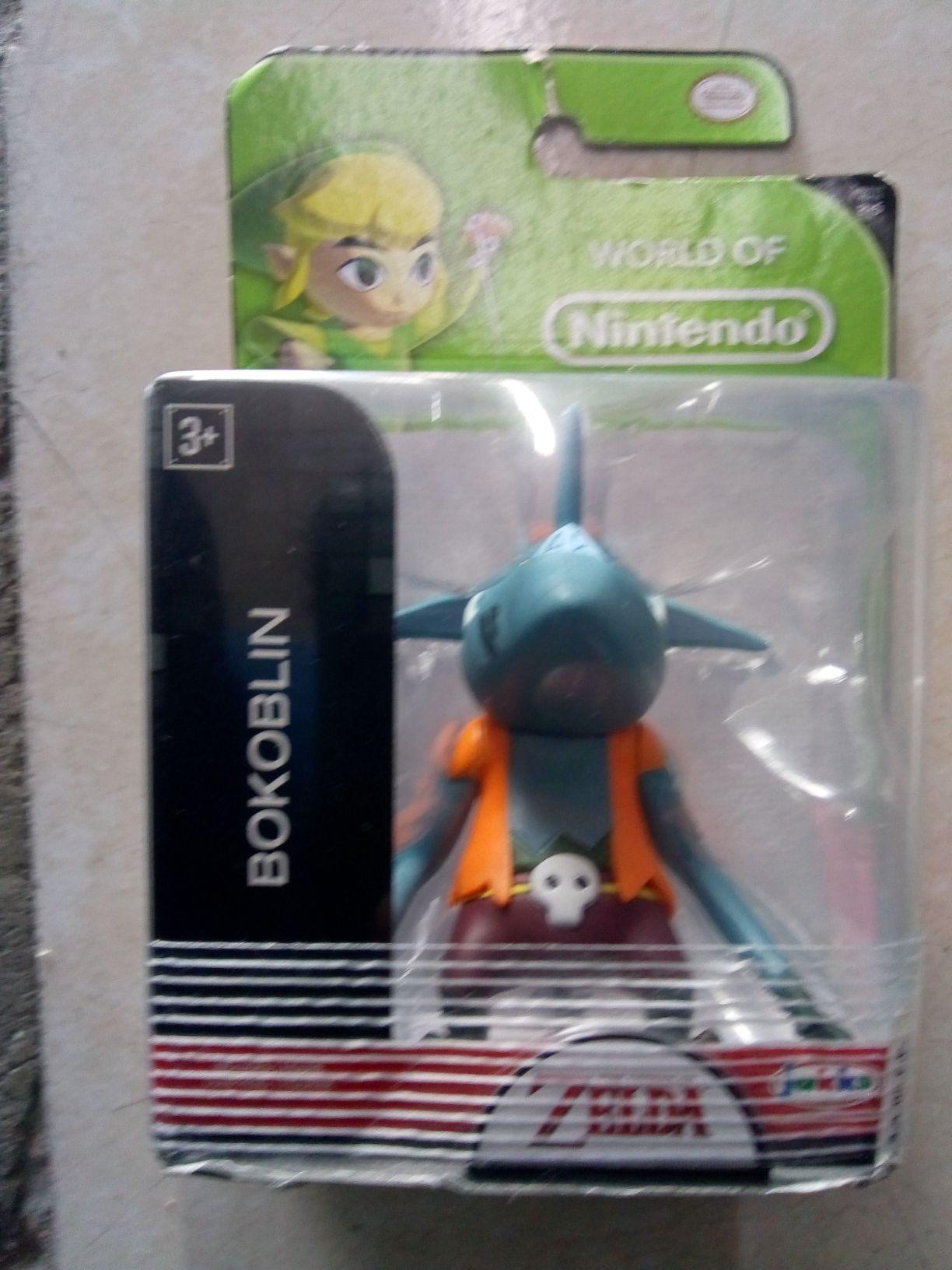 Walmart Macroplaza SLP: Bokoblin, The Legend of Zelda.