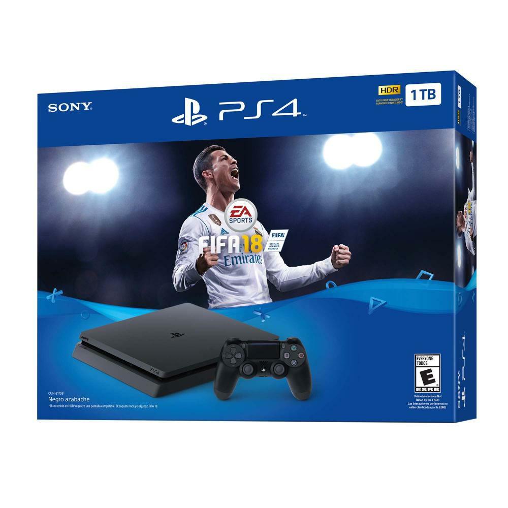 Sam's Club: Playstation 4 1TB + FIFA 18