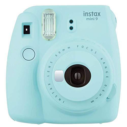 Amazon: Fujifilm Instax Mini 9 - Azul Hielo (Aplica Prime)