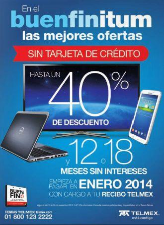 """Ofertas del Buen Fin 2013 en Telmex: LG LED Smart TV 42"""" $5,499 y más"""