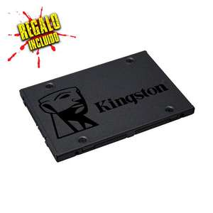 SUPERMEX Digital: SSD Kingston 120 GB con regalo incluido