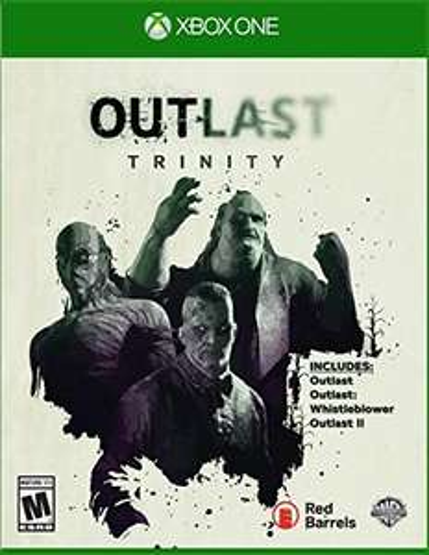 Amazon - Outlast Trinity - XBox One - Standard Edition