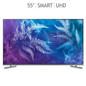 "Costco: Samsung Smart TV QLED 55"" 4K UHD 240MR"