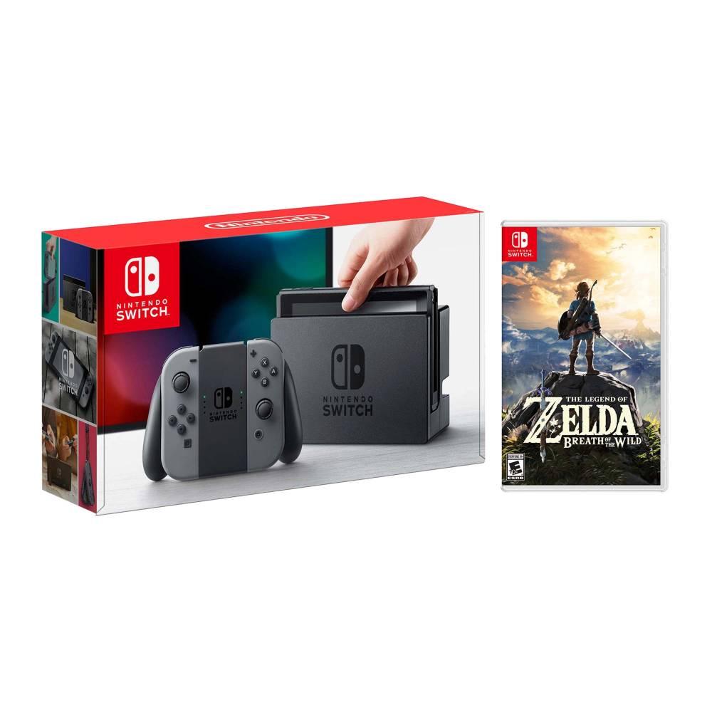 Sam's Club: Consola Nintendo Switch más The Legend of Zelda