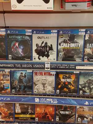 Game Planet: Outlast Trinity PS4