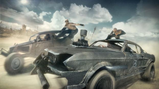 Greenman Gaming: Mad Max para PC