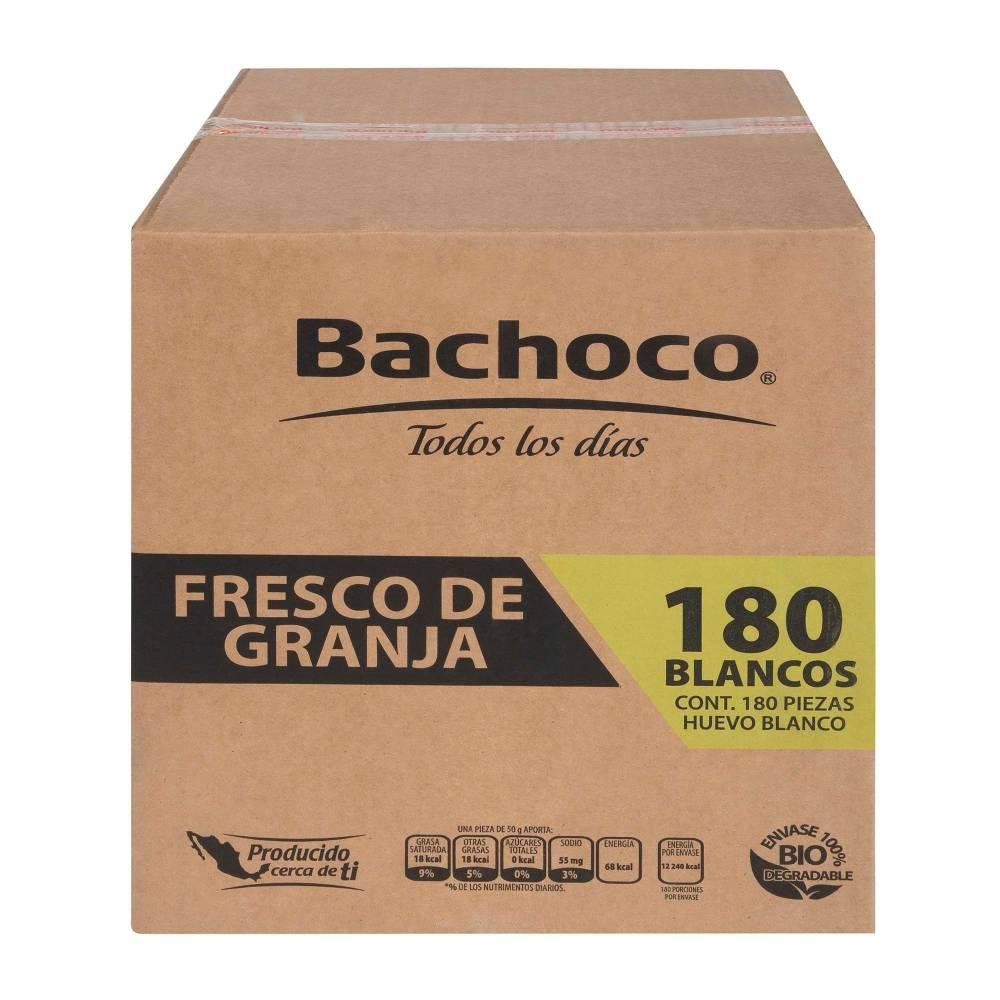 Sam's Club: Caja de Huevo Bachoco  180 pzas