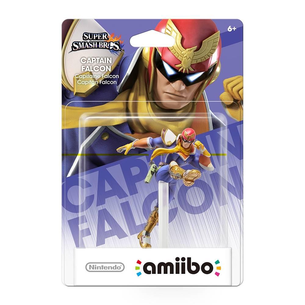 Walmart online - Preventa amiibo Capitán Falcon
