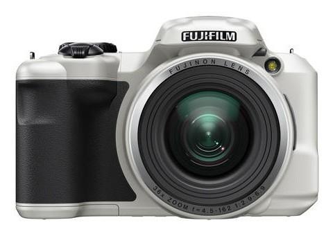 BestBuy online: Cámara Fujifilm Finepix S8600 blanca