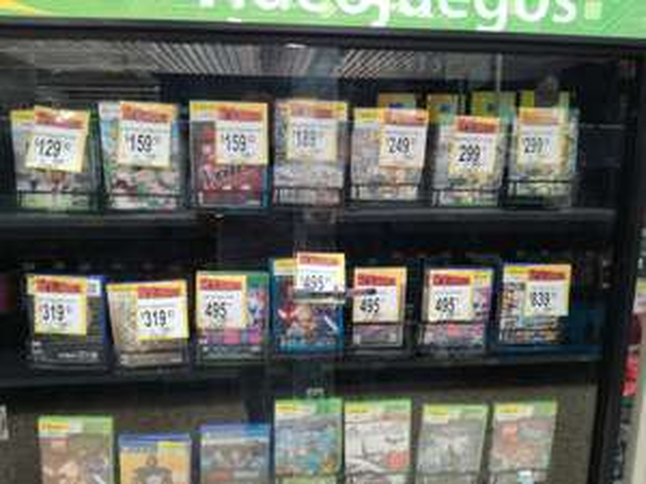 Bodega Aurrerá: Varios juegos PS4