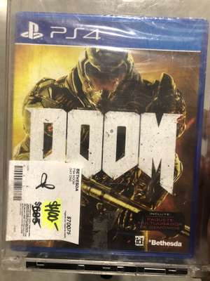 Sam's Club: Doom PS4 $400