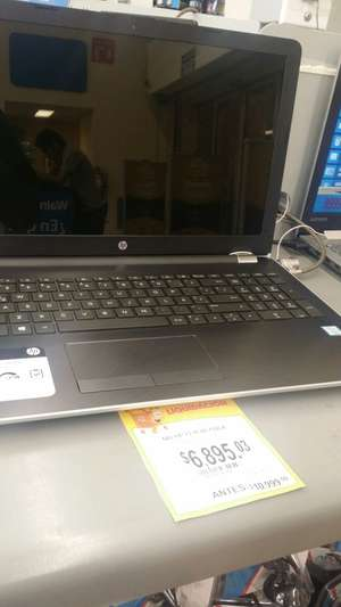 Walmart: Laptop HP i3 8GB 1TB